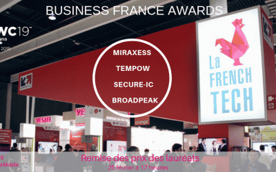 Business France Awards @MWC 2019: The winners are …