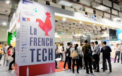 La French Tech en force au Computex, le plus grand salon tech B2B d'Asie, du 5 au 8 juin