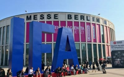La French Tech de retour à l'IFA de Berlin !