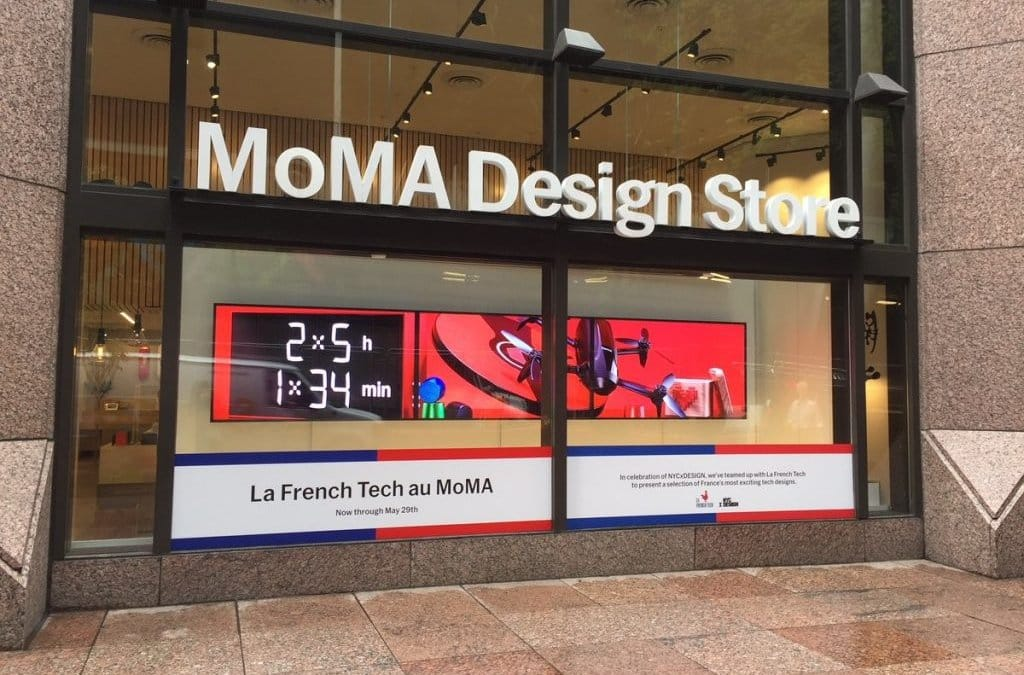 Retour sur La French Tech en vedette au MoMA de New York !