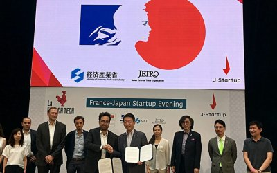 Les J-Startup ou l'influence de la French Tech au Japon