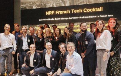 NRF 2019 : Business France accompagne une délégation French Tech ambitieuse à la grande messe internationale du retail