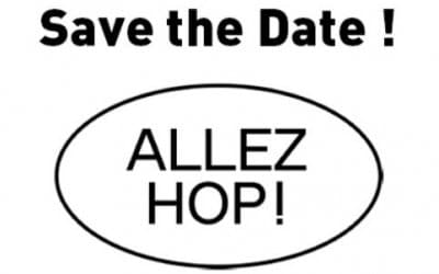 Save the date : Allez Hop! Summit, le premier forum franco-allemand Entreprendre dans la culture (03-05 avril, Mannheim)