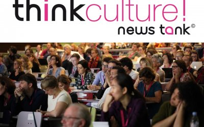 Save the date ! News Tank Culture organise pour la 3e année consécutive Think Culture, le 04/09 à Paris
