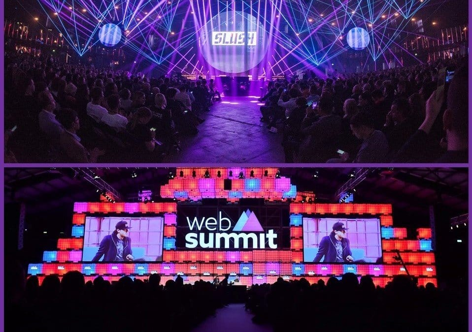 WEB SUMMIT vs SLUSH : quel évènement tech viser en 2018 ?