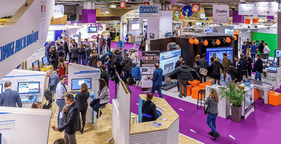Educatec-Educatice : rencontres BtoB au carrefour de l'innovation pédagogique