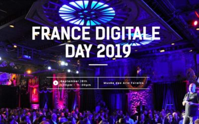Retour de France Digitale Day le 18 septembre 2019 !