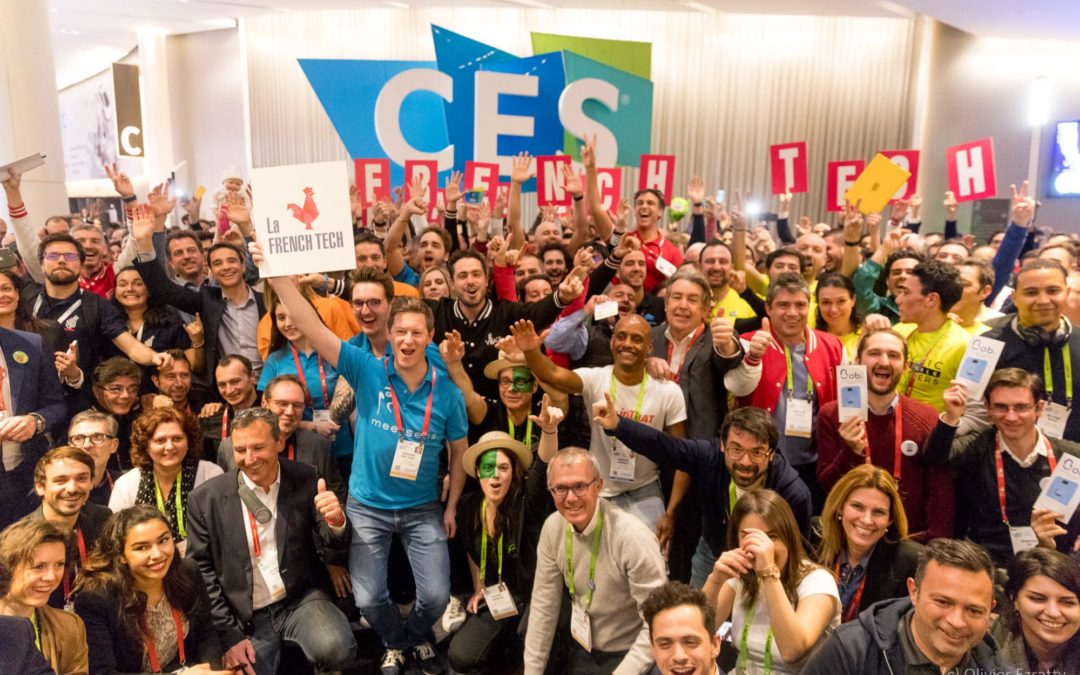 CES 2020 : Business France lance l'appel à candidatures pour le French Tech Pavilion