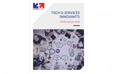 Passez à l'action avec le Catalogue Tech & Services Innovants 2018 de Business France !
