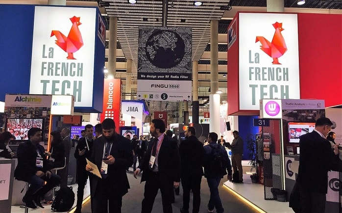 Business France Mobile World Congress